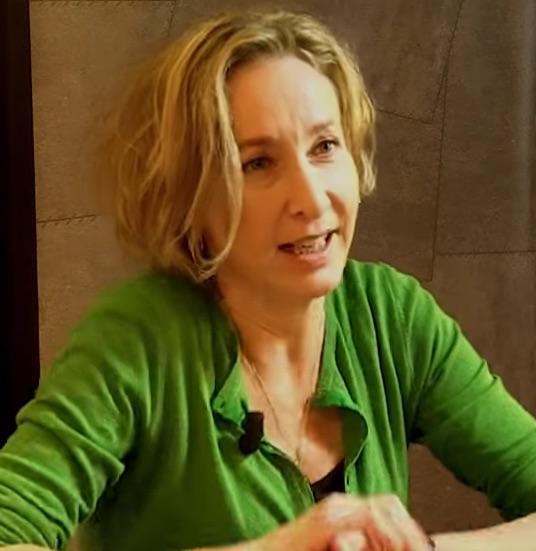 Boekenprogramma 'Uit de school geklapt': Wilma Geldof