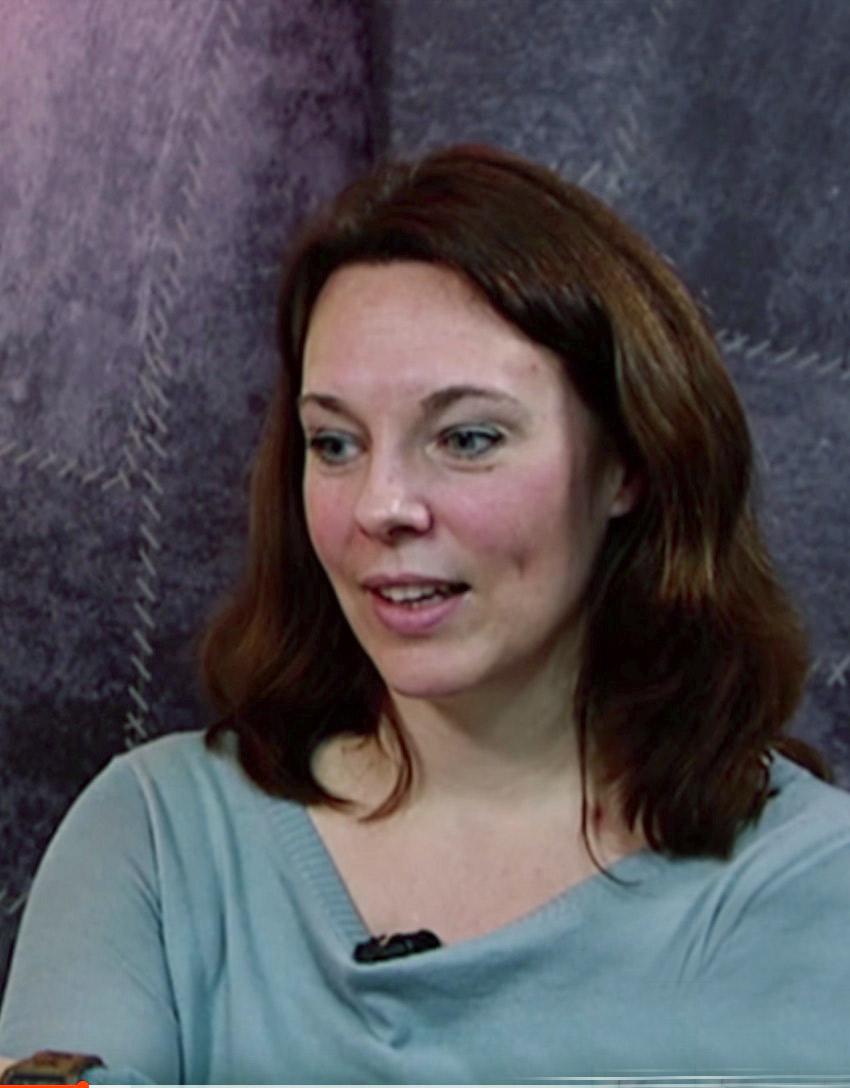 Boekenprogramma 'Uit de school geklapt': Arienne Bolt