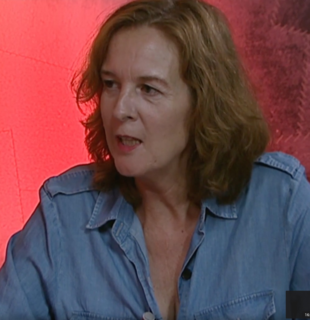 Boekenprogramma 'Uit de school geklapt': Edith Tulp