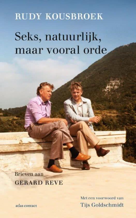 Vriendschap tussen Rudy Kousbroek en Gerard Reve was bijzonder
