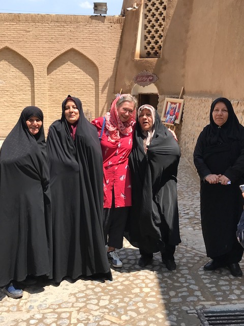 In Iran is de geest uit de fles