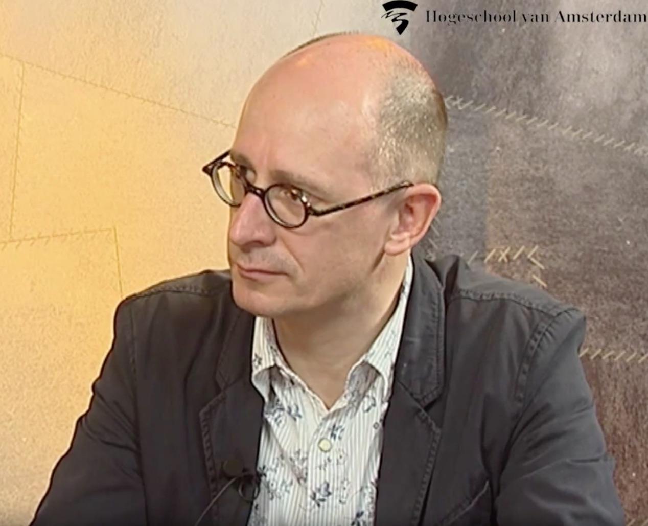 Boekenprogramma 'Uit de school geklapt': Karel Joos