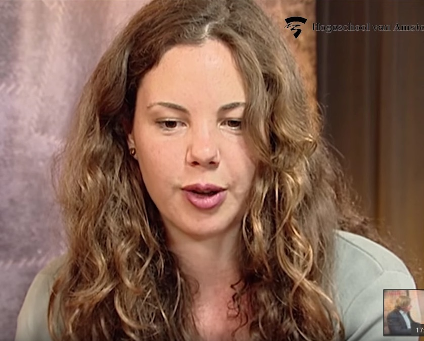 Boekenprogramma 'Uit de school geklapt': Annemarie de Gee