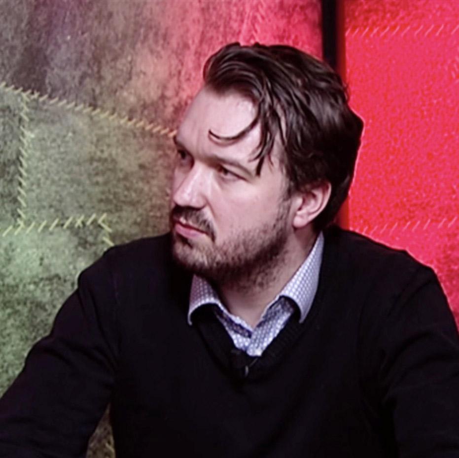 Boekenprogramma 'Uit de school geklapt': Thomas van Aalten