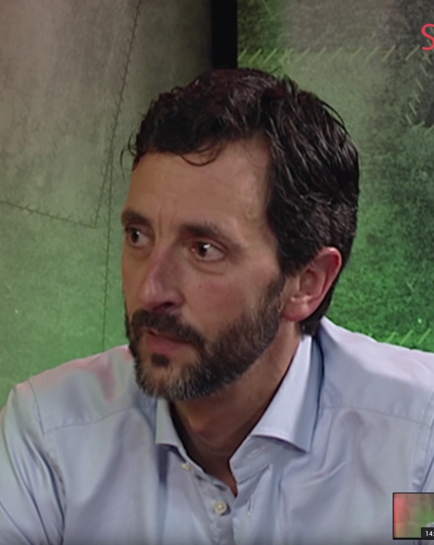 Boekenprogramma 'Uit de school geklapt': Florian Boland