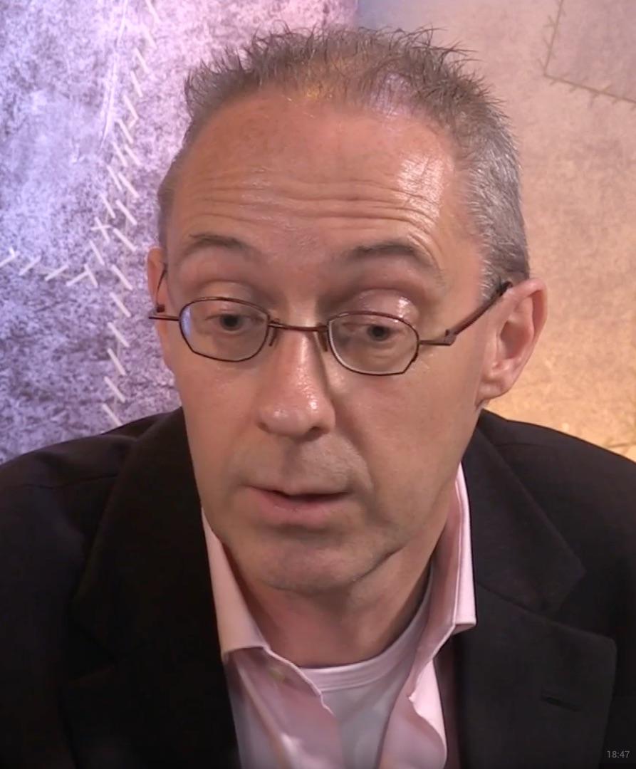 Boekenprogramma 'Uit de school geklapt': Richard Helwig