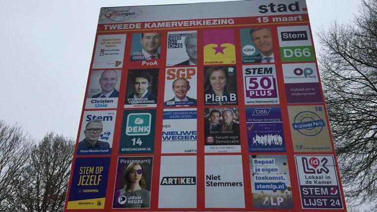 Politieke partijen vormen het vatenstelsel van onze democratie