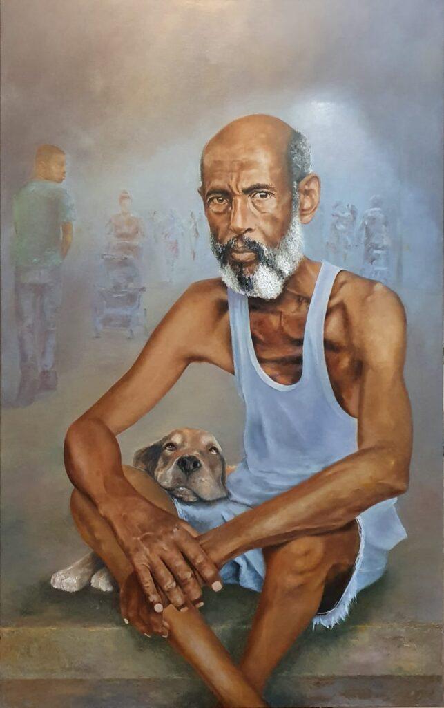 Controverse over het winnende schilderij